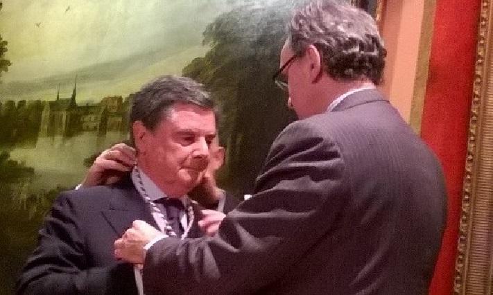 Discurso de ingreso de Manuel Ladrón de Guevara e Isasa en la RAMHG